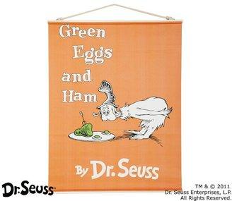 Dr. Seuss Book Cover Canvas Art