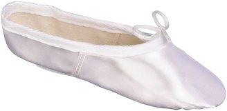 John Lewis & Partners Satin Ballet Shoes
