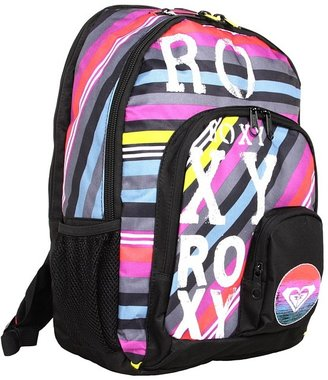 Roxy Noble Trek '12 Backpack (Pink Coral) - Bags and Luggage