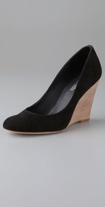 Belle by Sigerson Morrison Wedge Pumps