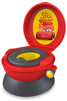 Disney The First Years Pixar Cars Rev and Go Potty System
