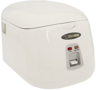 Zojirushi NS-PC18 10 Cup Electric Rice Cooker Warmer (Herb White) - Home