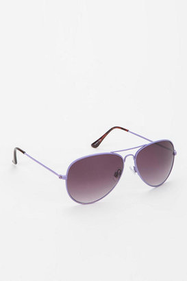Urban Outfitters Lollipop Aviator Sunglasses