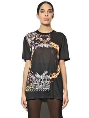 Givenchy Cotton Jersey T-Shirt