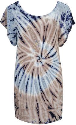 Forever 21 Tie Dye Swirl Tunic