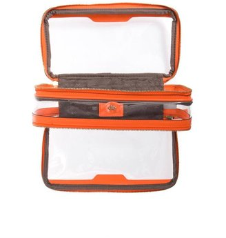 Anya Hindmarch In-flight clear make-up bag