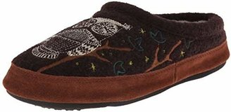 ACORN Women's Forest Mule Slipper $49.87 thestylecure.com