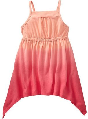 Old Navy Ombré Sharkbite-Hem Dresses for Baby