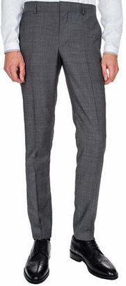 The Kooples Slim-Leg Wool Trousers
