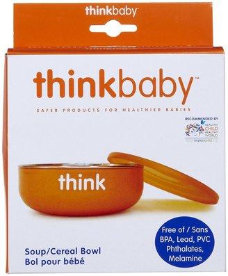 Thinkbaby Baby Bowl - Orange