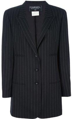 Chanel pinstripe jacket