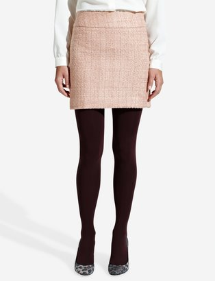 The Limited Party Tweed Mini Skirt