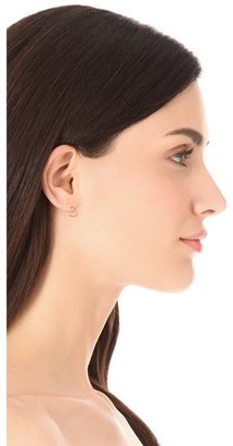 Gorjana Chloe Mini Hoop Earrings
