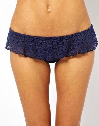 South Beach Lace Bikini Bottom