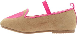 Old Navy Heart Toe Ballet Flats for Baby