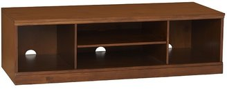 Pottery Barn Kids Cameron Extra-Wide Media Base, Chestnut