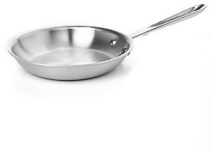 All-Clad d5 Stainless Brushed 8 Fry Pan