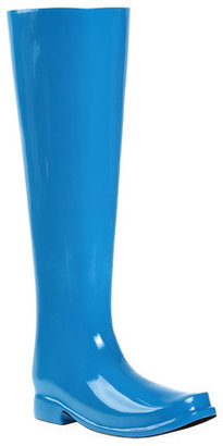 Found by Fab Boot Umbrella Stand Aqua