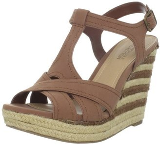 Kenneth Cole Reaction Women's Live A Little T-Strap Wedge