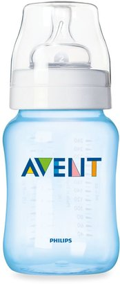 Avent Naturally 3-Pack 9-Ounce Bottles in Blue