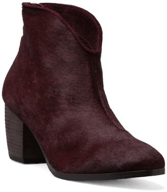 Twelfth St. By Cynthia Vincent By Cynthia Vincent Dane Hair on Calf Bootie