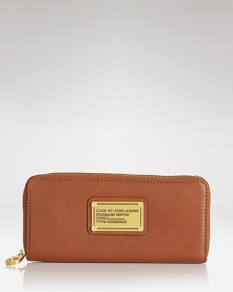 Marc by Marc Jacobs Wallet - Classic Q Slim Zip