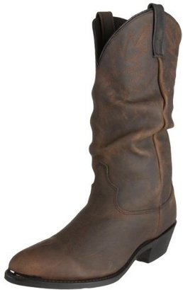 """Dingo Men's 5542 Stitched Slouch 12"""" Boot"""
