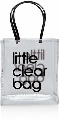 Bloomingdale's Little Clear Bag - 100% Exclusive $24 thestylecure.com