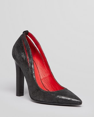 Jeffrey Campbell Pointed Toe Pumps - Theodora High Heel
