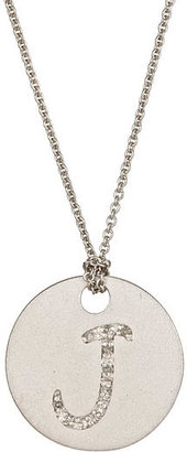 Max & Chloe Collection III Initial Pendant Necklace
