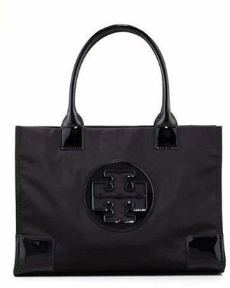 Tory Burch Mini Ella Tote Bag, Black $175 thestylecure.com