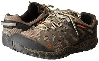 Merrell All Out Blaze Aero Sport (Black/Red) Men's Shoes