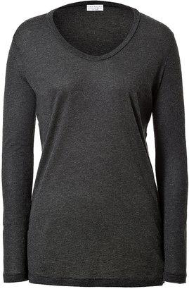 Brunello Cucinelli Cotton-Cashmere Pullover