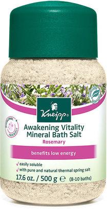 Kneipp Rosemary Awakening Vitality Mineral Bath Salts 17.6 oz