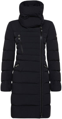 Post Card Katanec Horizontal Quilted Coat