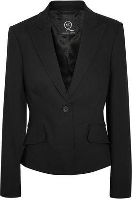 McQ by Alexander McQueen Ruffled woven blazer