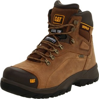 Caterpillar Men's Diagnostic Steel-Toe Waterproof Boot