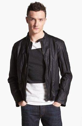 Rag and Bone rag & bone 'Macclesfield' Kangaroo Leather Jacket