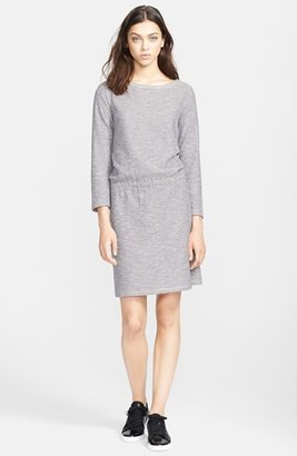 A.P.C. Stripe Boatneck Jersey Dress