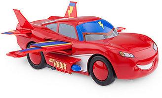 Disney Lightning McQueen Transforming Hawk Vehicle