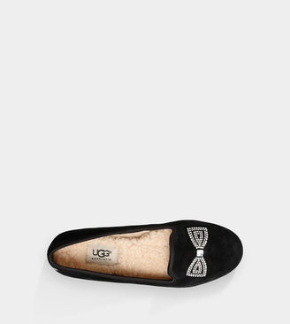 UGG Womens Alloway Crystal Bow