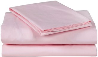 American Baby Company ABC Percale 3 pc Toddler Sheet Set - Pink