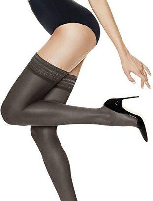 Hanes Women's Lasting Sheer Thigh High