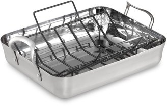 Calphalon Contemporary Stainless Steel 16-Inch Roaster