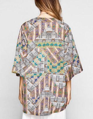 Element Ziggy Womens Kimono