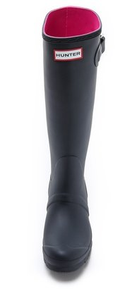 Hunter Boots Original Striped Boots