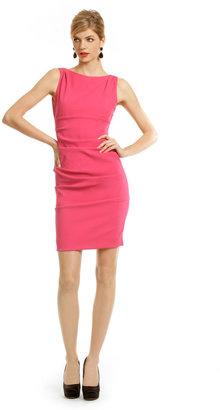 Nicole Miller Wall Street Woman Dress