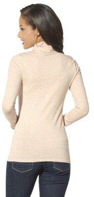 Merona Women's Long Sleeve Turtleneck - Assorted Colors