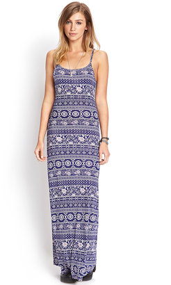 Forever 21 Home Sweet Home Maxi Dress