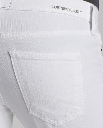 Current/Elliott Jeans - The Stiletto Low Rise in Sugar Wash